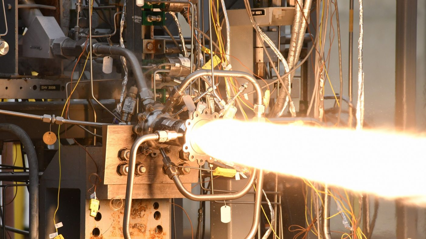 NASAとヴァージン、ロケットエンジン部品を3Dプリントで製造