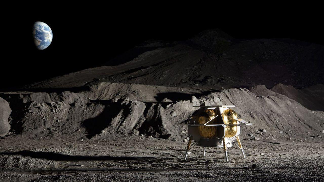 NASA、月へ物資を輸送する民間企業3社を選定