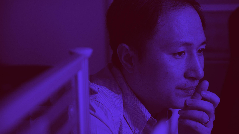 中国の遺伝子編集ベビーに「短命」の可能性が浮上