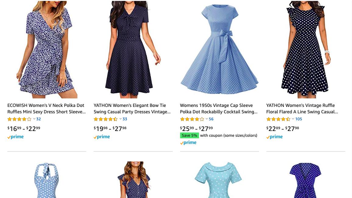 写真と似たような服を提案、アマゾンがファッションAIに再挑戦