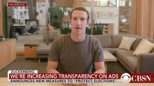自社CEOのフェイク映像も削除せず フェイスブックが新方針