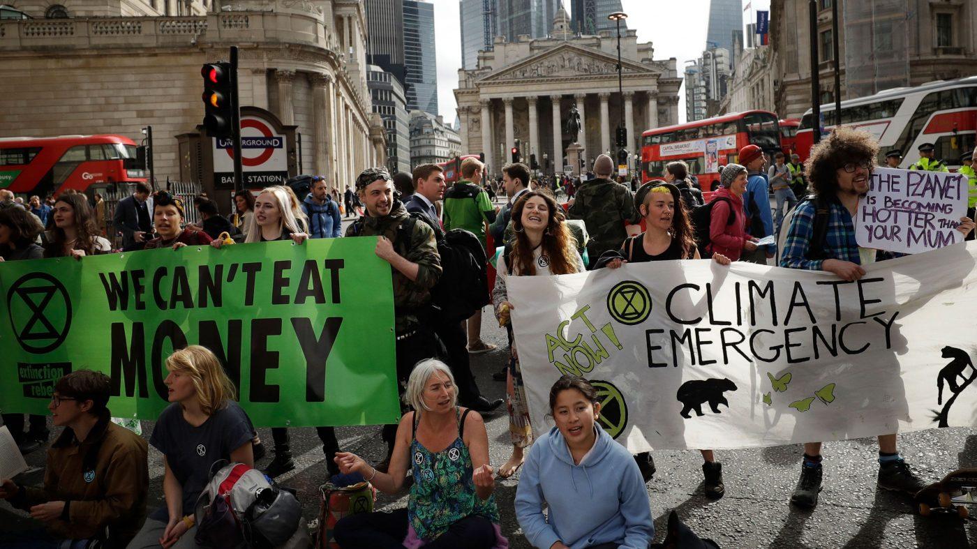英国、2050年までに温室効果ガスの排出量を正味ゼロに