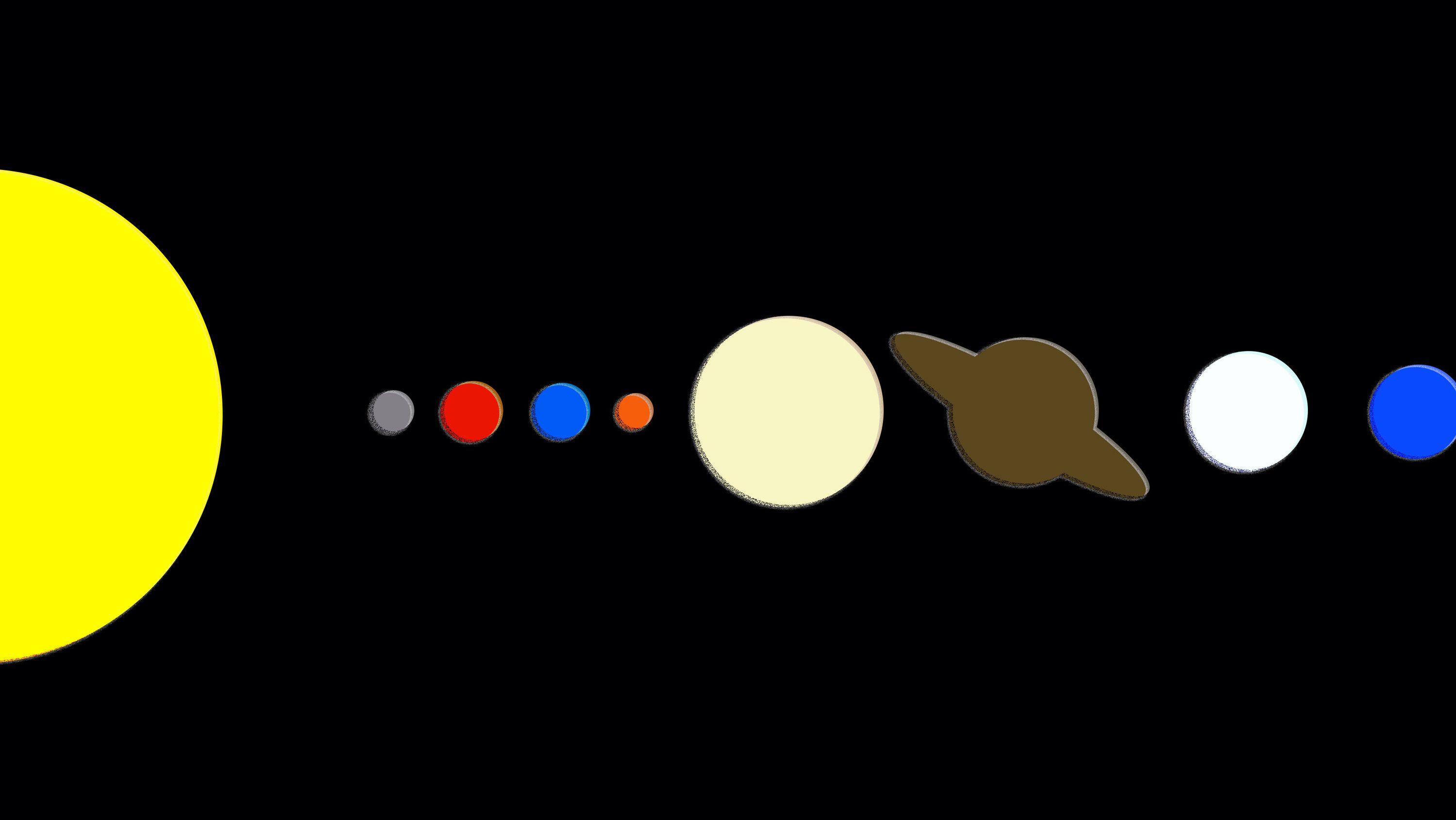 人類は太陽系の「未開地」をどの程度残すべきか?