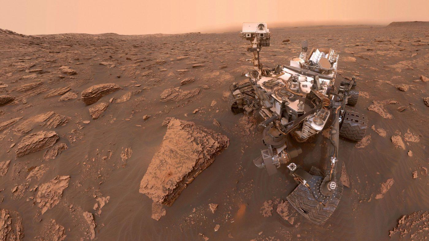 火星で高濃度メタン検出、生命存在の可能性は?