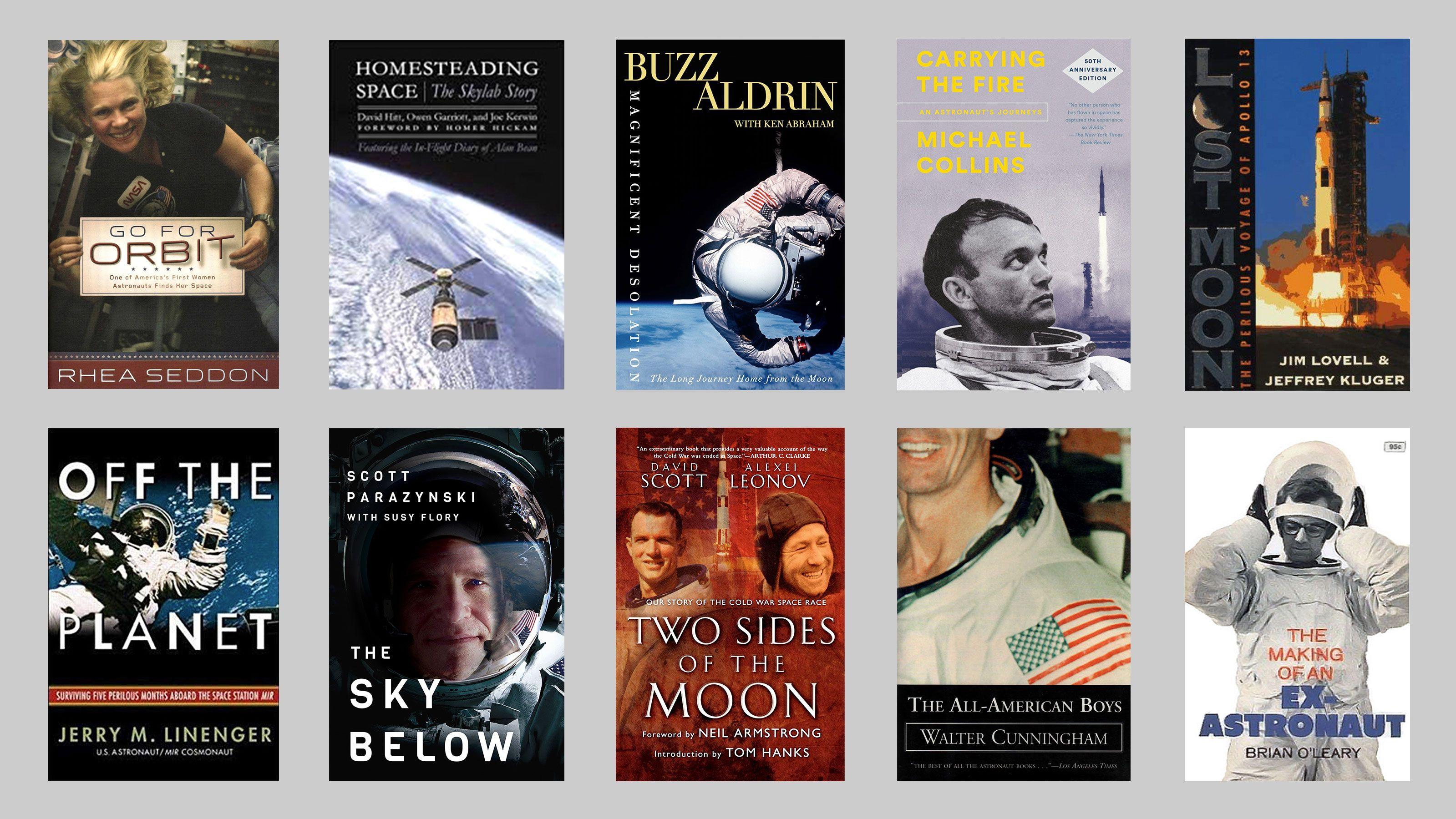 宇宙飛行士の回顧録ベスト10——彼らは宇宙で何を見たのか