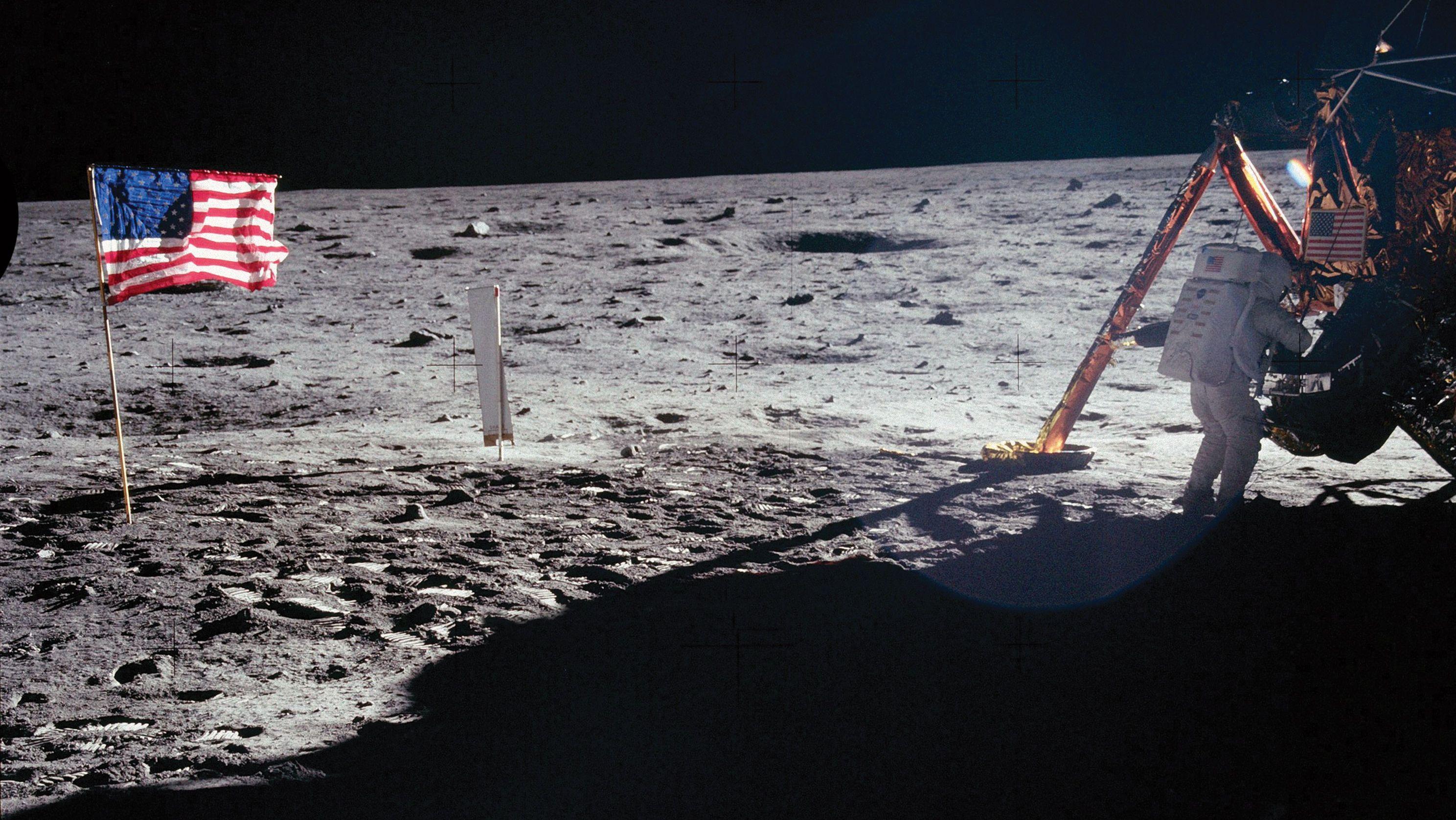 アポロ月面着陸から50年、 歴史的偉業は何を変えたか?