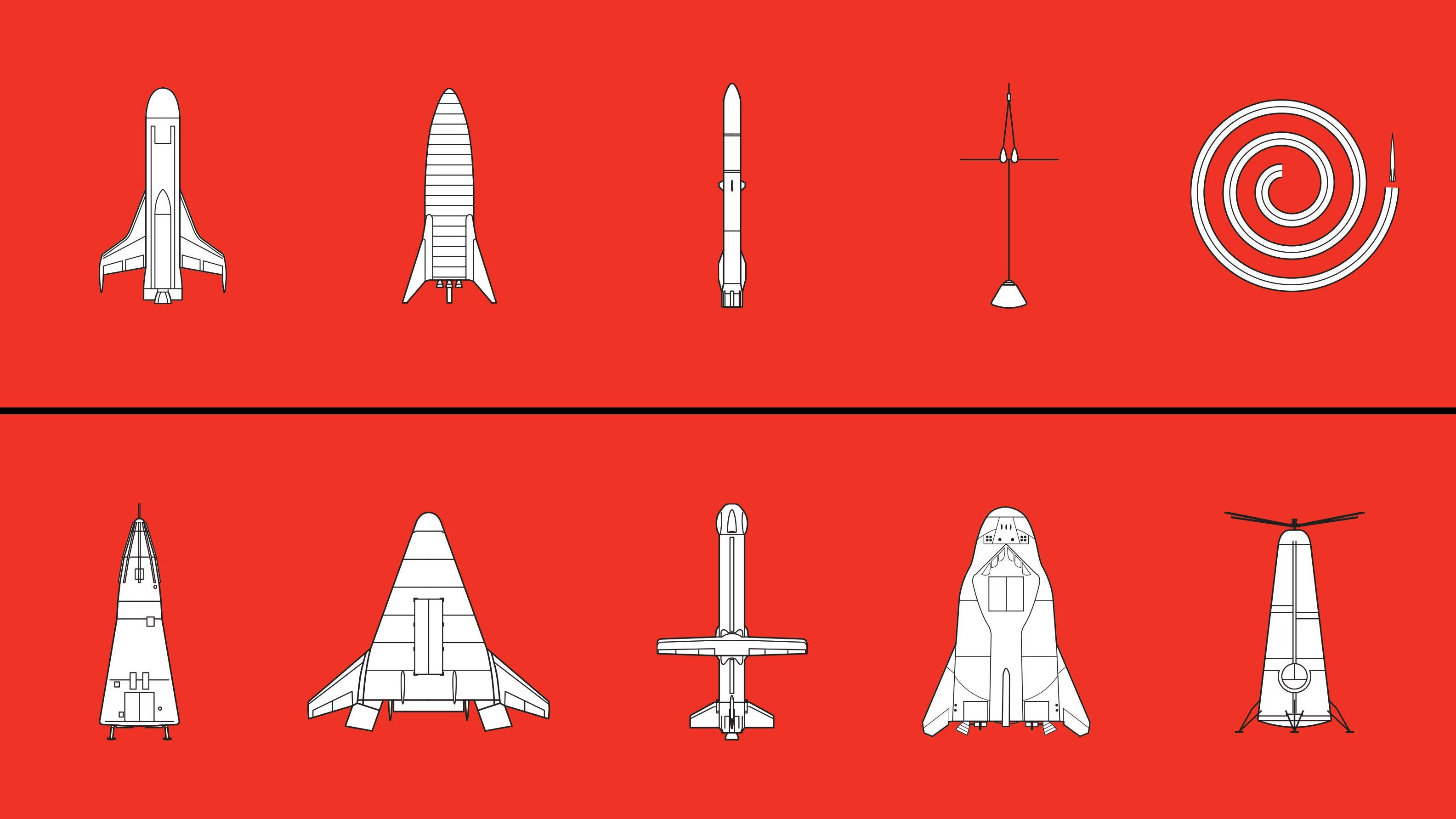 「宇宙への切符」を安くする 5つの計画、5つの失敗