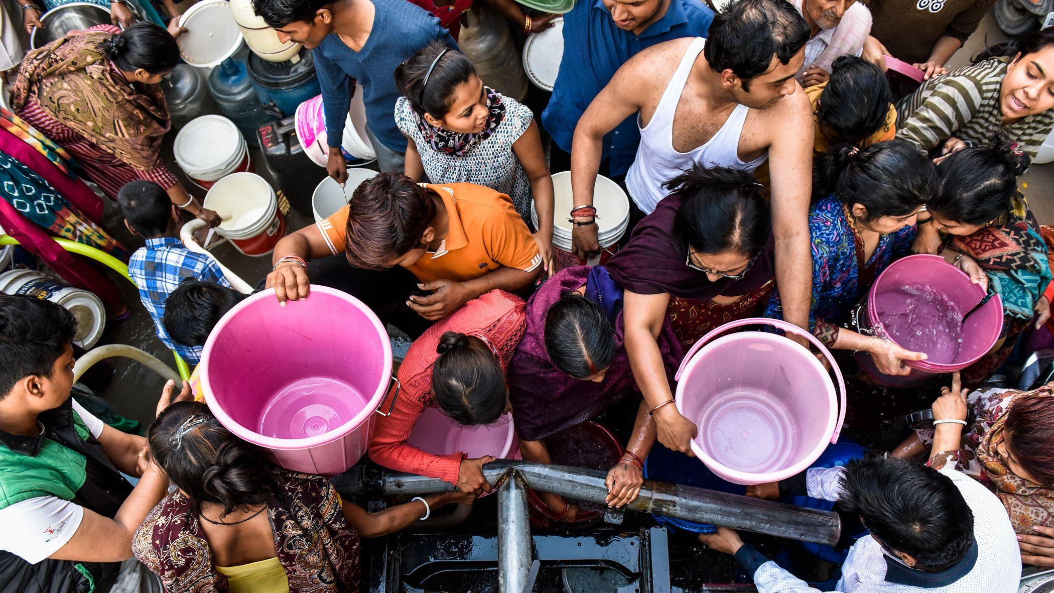 いまそこにある危機 年間20万人が死亡する インドの深刻な「水」事情