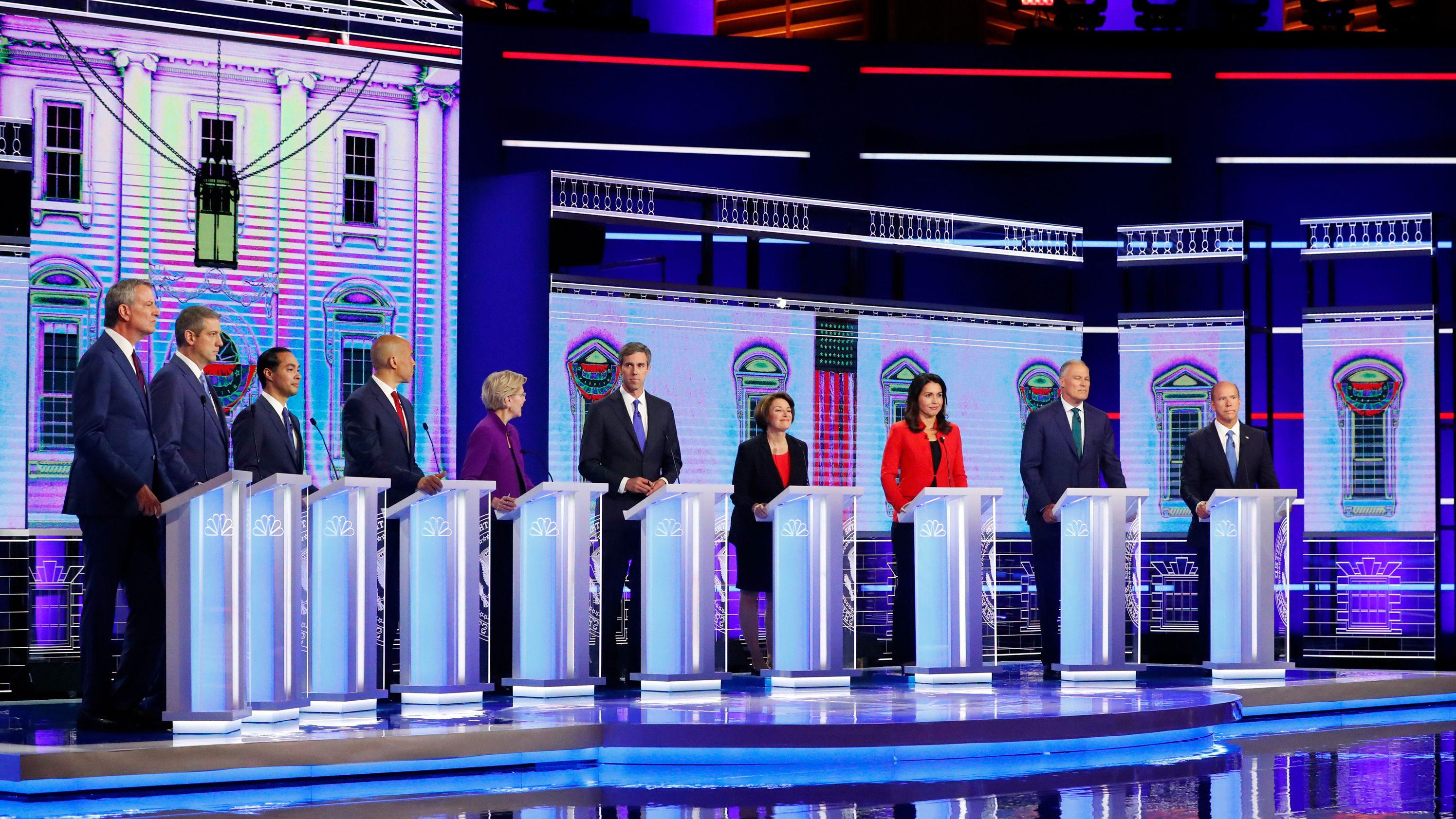 気候変動にどう取り組むのか?米大統領候補への7つの質問