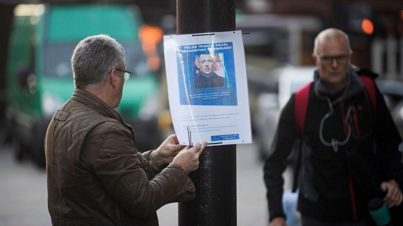 ロンドン警察の顔認識システム、8割が「誤り」=初の第三者評価で