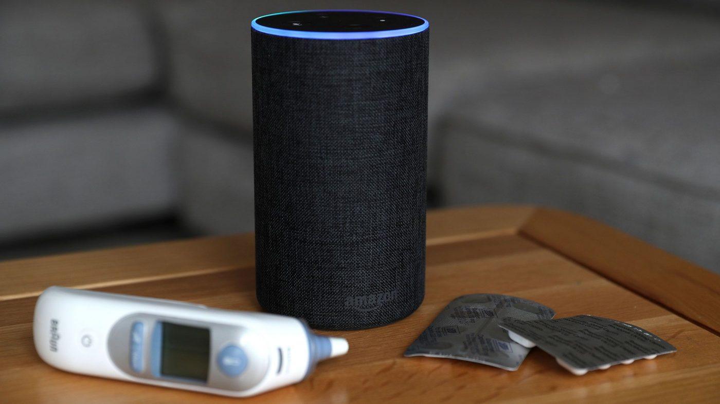 英政府がアマゾンと提携、AIスピーカーで健康情報を提供