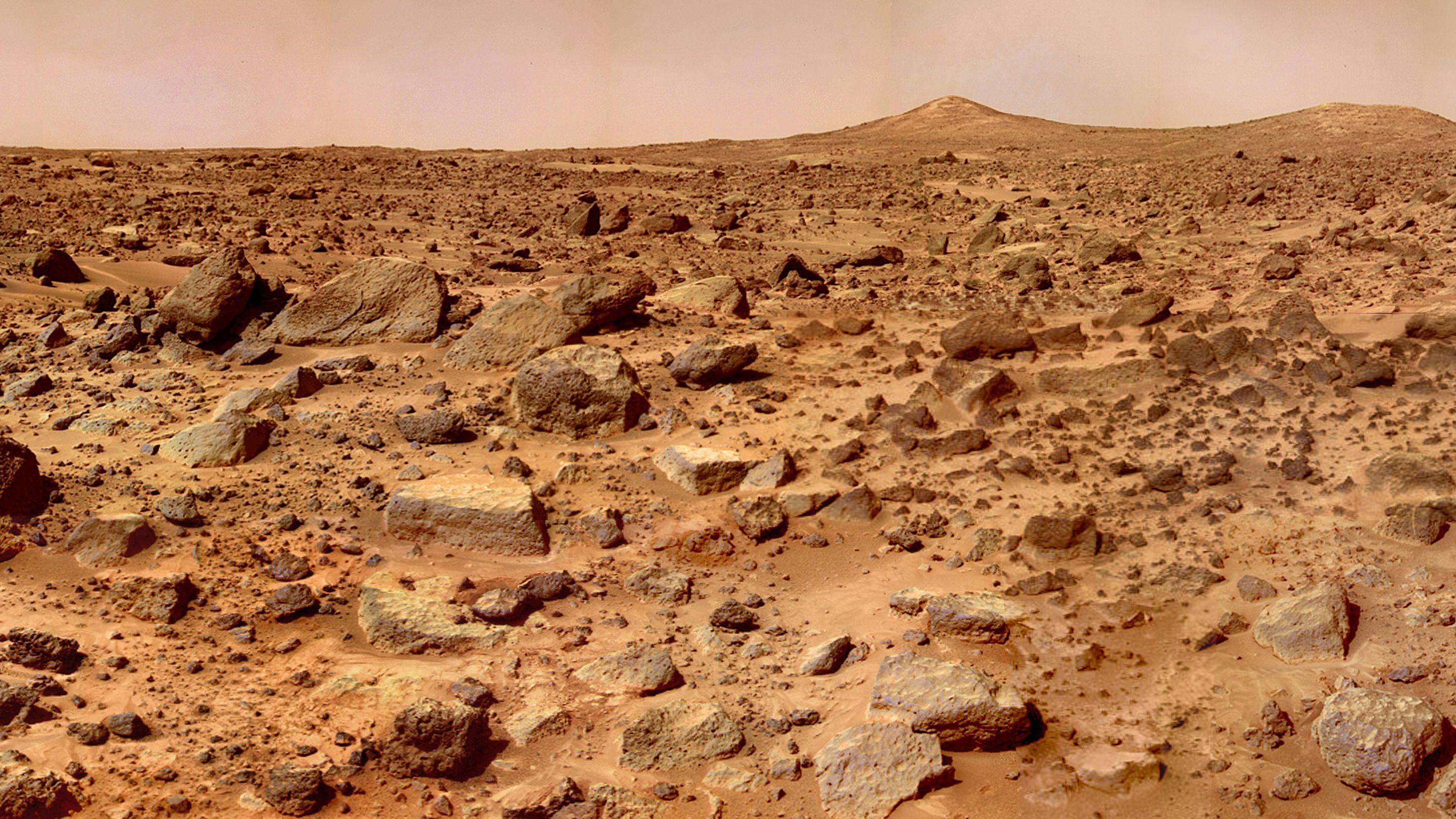 「凍った煙」で火星を地球化 人類移住の道開く新提案