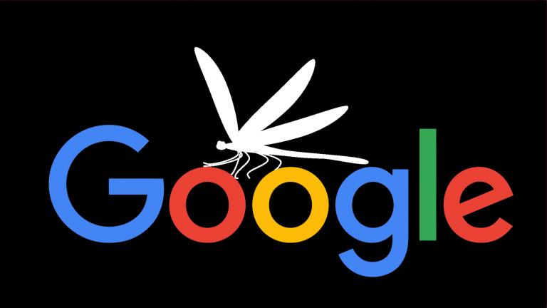 グーグルが中国向け検索エンジンの開発を打ち切り、幹部が明言