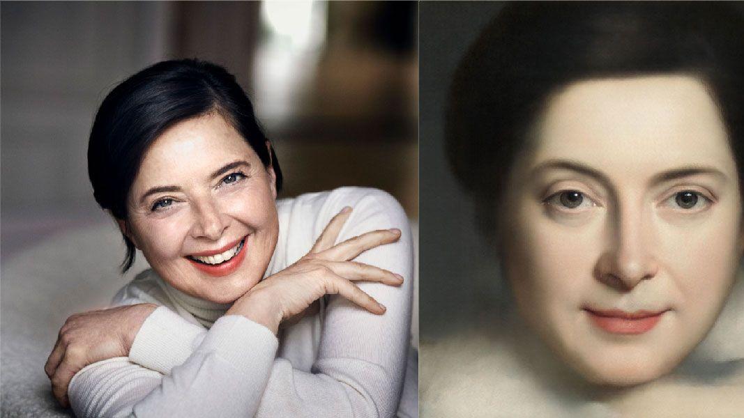 自撮り写真を名作風の肖像画に、GAN利用の新ツールが話題