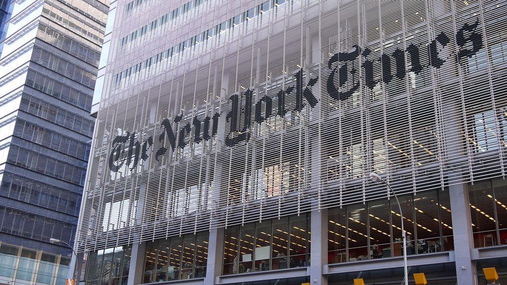 ニューヨーク・タイムズ、デマ撲滅にブロックチェーン活用へ