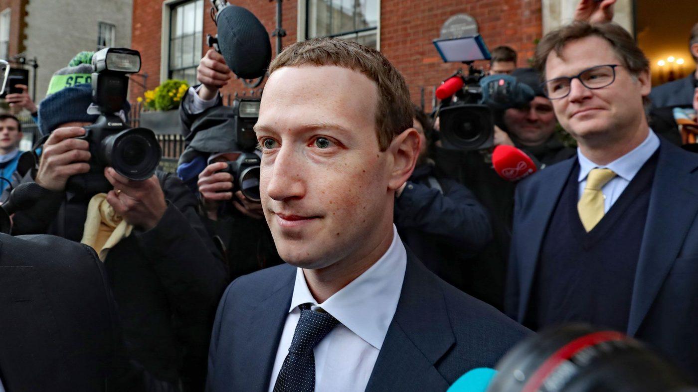 フェイスブックに巨額の制裁金、「提訴すべき」反対意見も