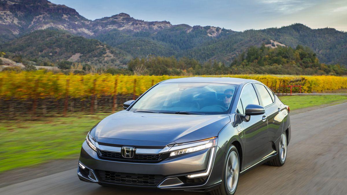 ホンダなど大手自動車4社、カリフォルニア州と新燃費基準で合意