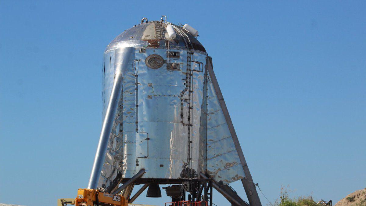 スペースXのスターホッパー、15秒間の飛行テストに成功