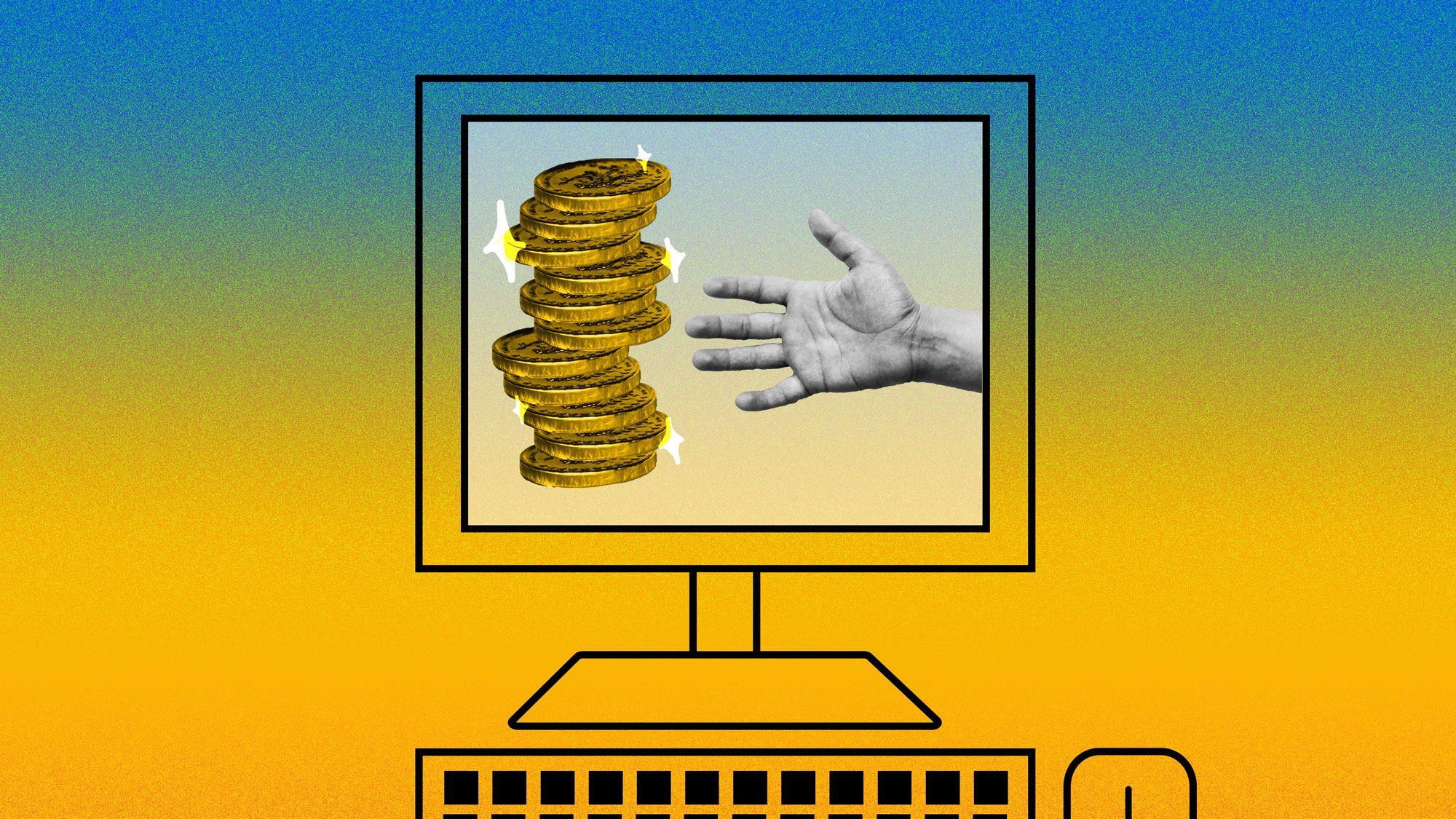人気暗号通貨取引所を襲った標的型攻撃、その驚くべき実態