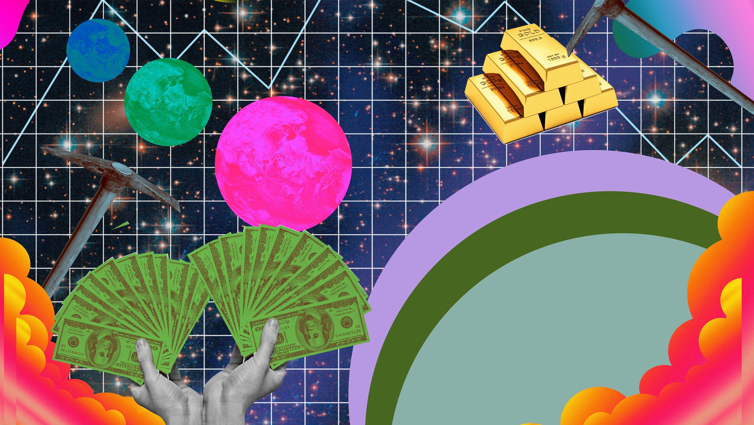 小惑星資源採掘バブル崩壊は 何を残したのか?