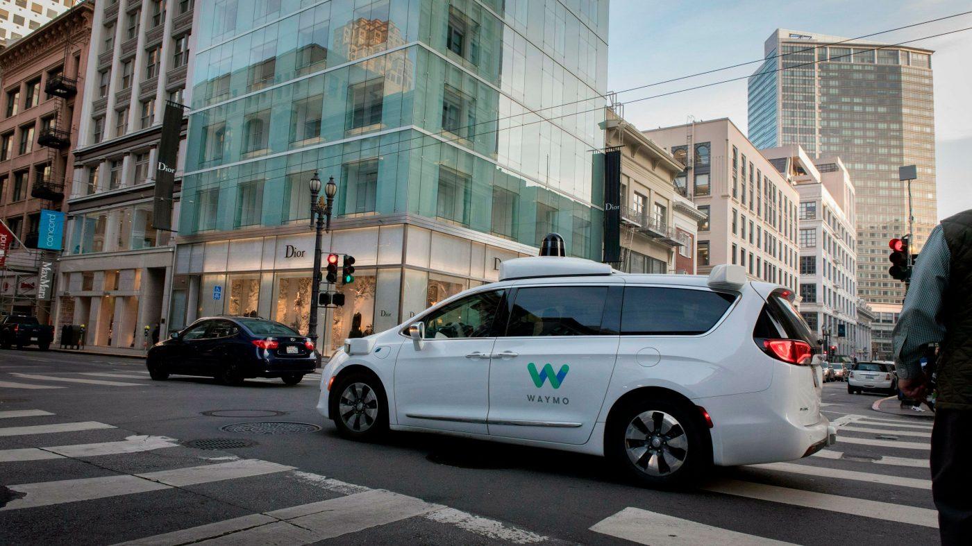 ウェイモ、自律自動車の運転データを研究者と一部共有へ