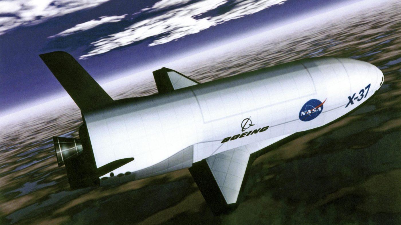 謎に包まれた米空軍の宇宙飛行機、連続飛行記録を更新