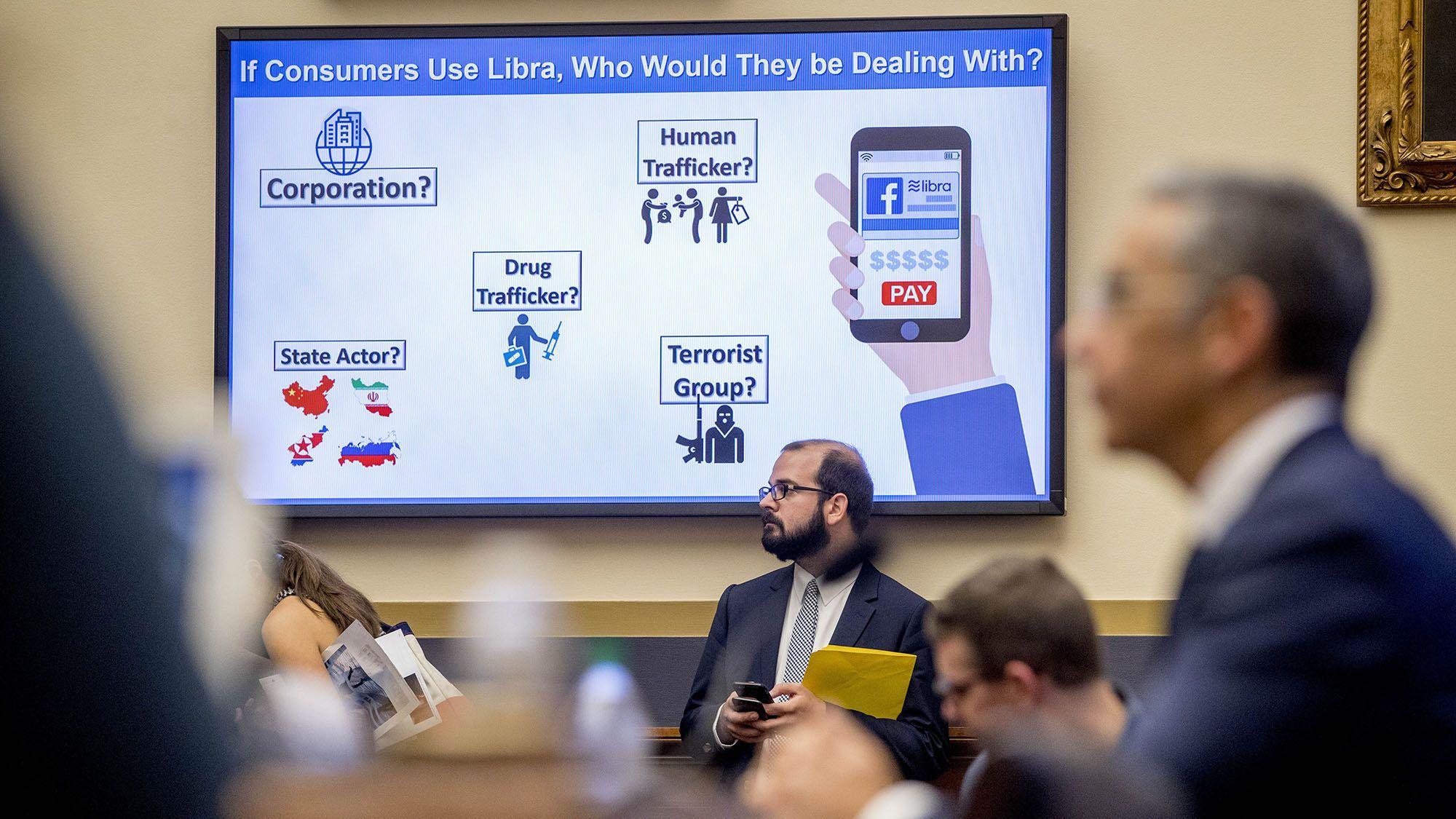 フェイスブックがロビー会社と契約、暗号通貨「リブラ」実現へ本腰