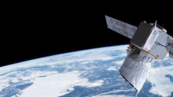 スペースXのネット衛星、ESAの気象衛星とニアミス