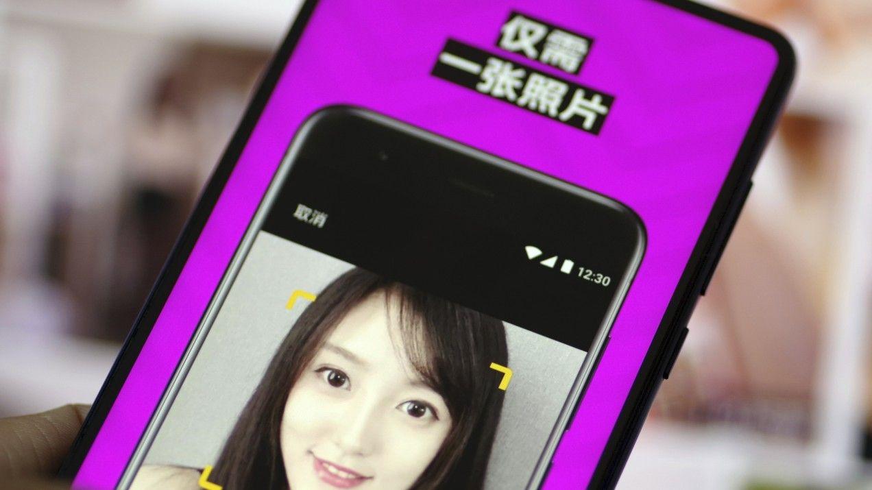 中国で人気の顔交換アプリ、「写真使い放題」規約に批判集中