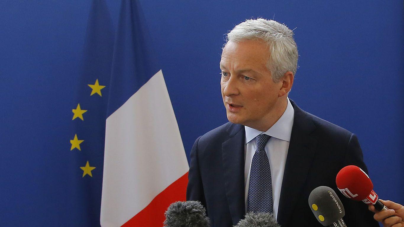 仏独が「リブラ」に共同戦線、独自のデジタル通貨を計画か