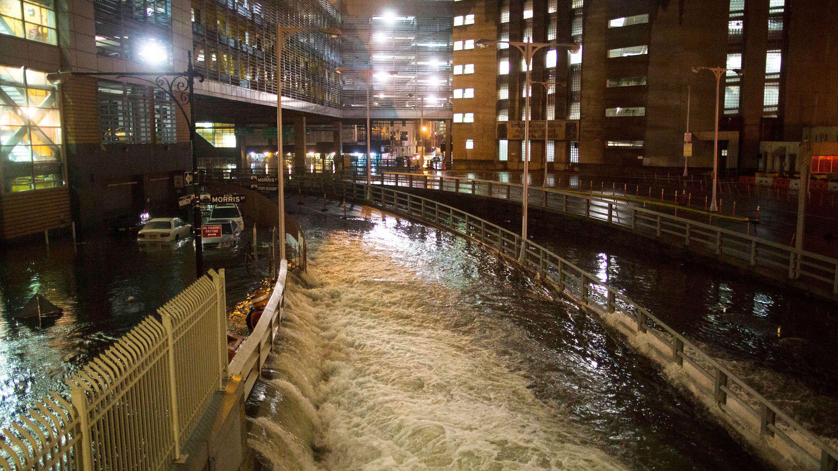 ニューヨーク市が200億ドルを投じる「気候変動対策」の中身