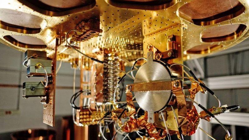 グーグル、ついに世界初の「量子超越性」実証か