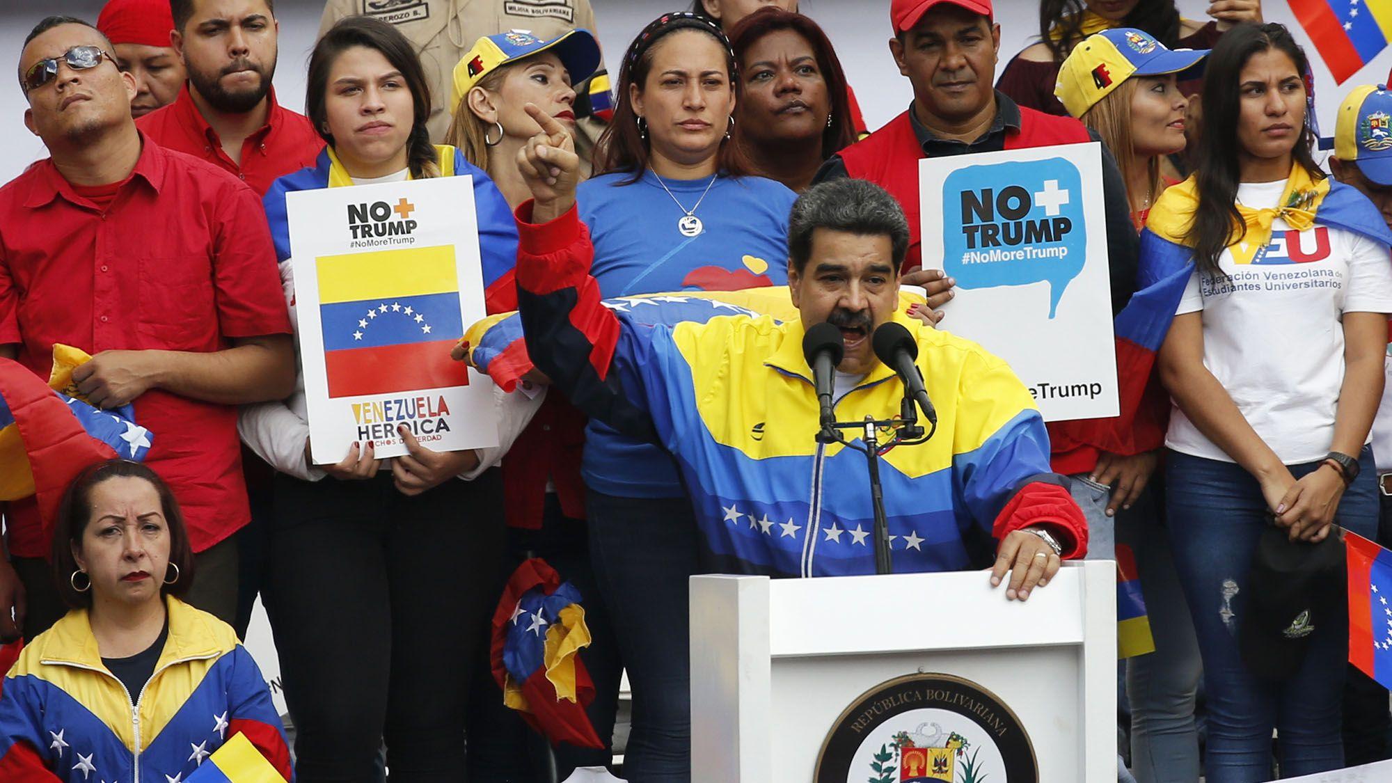 ベネズエラ、米国による経済制裁の回避にビットコインを利用か