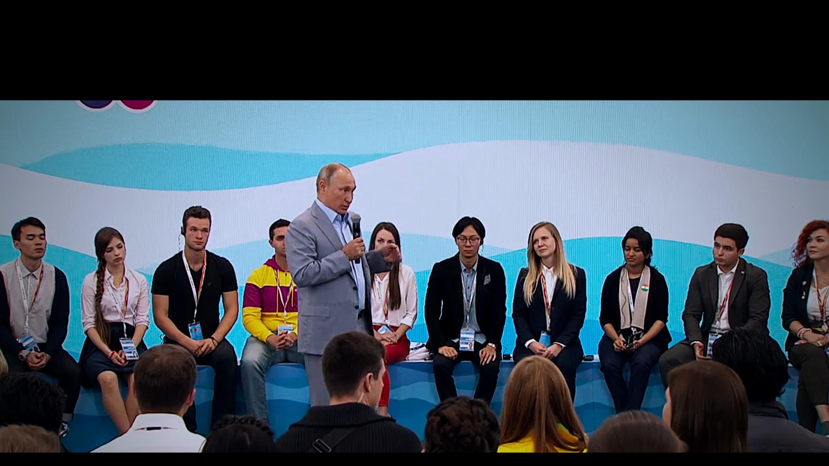 「遺伝子編集ベビー」の未来はプーチンの手中にある