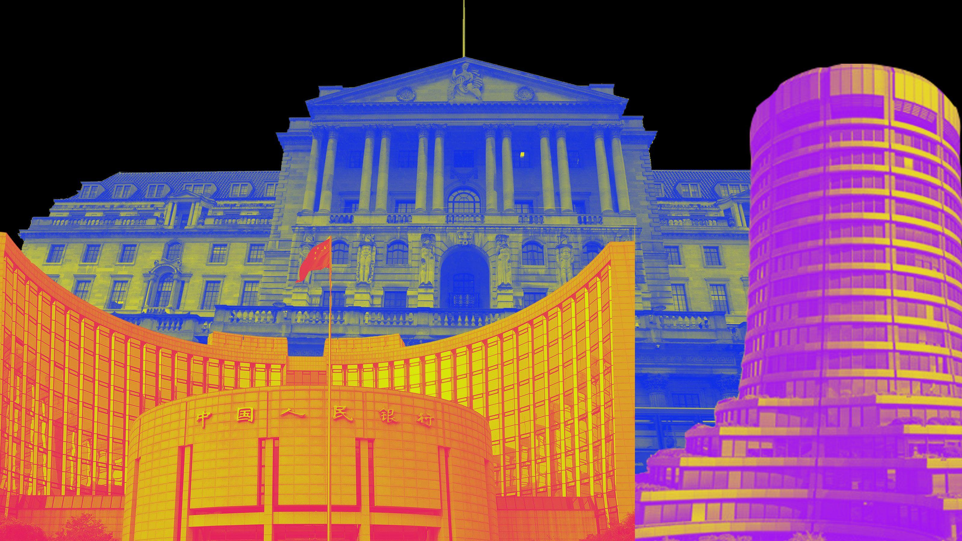 中央銀行を揺さぶる フェイスブック「リブラ」 通貨のデジタル化は進むか