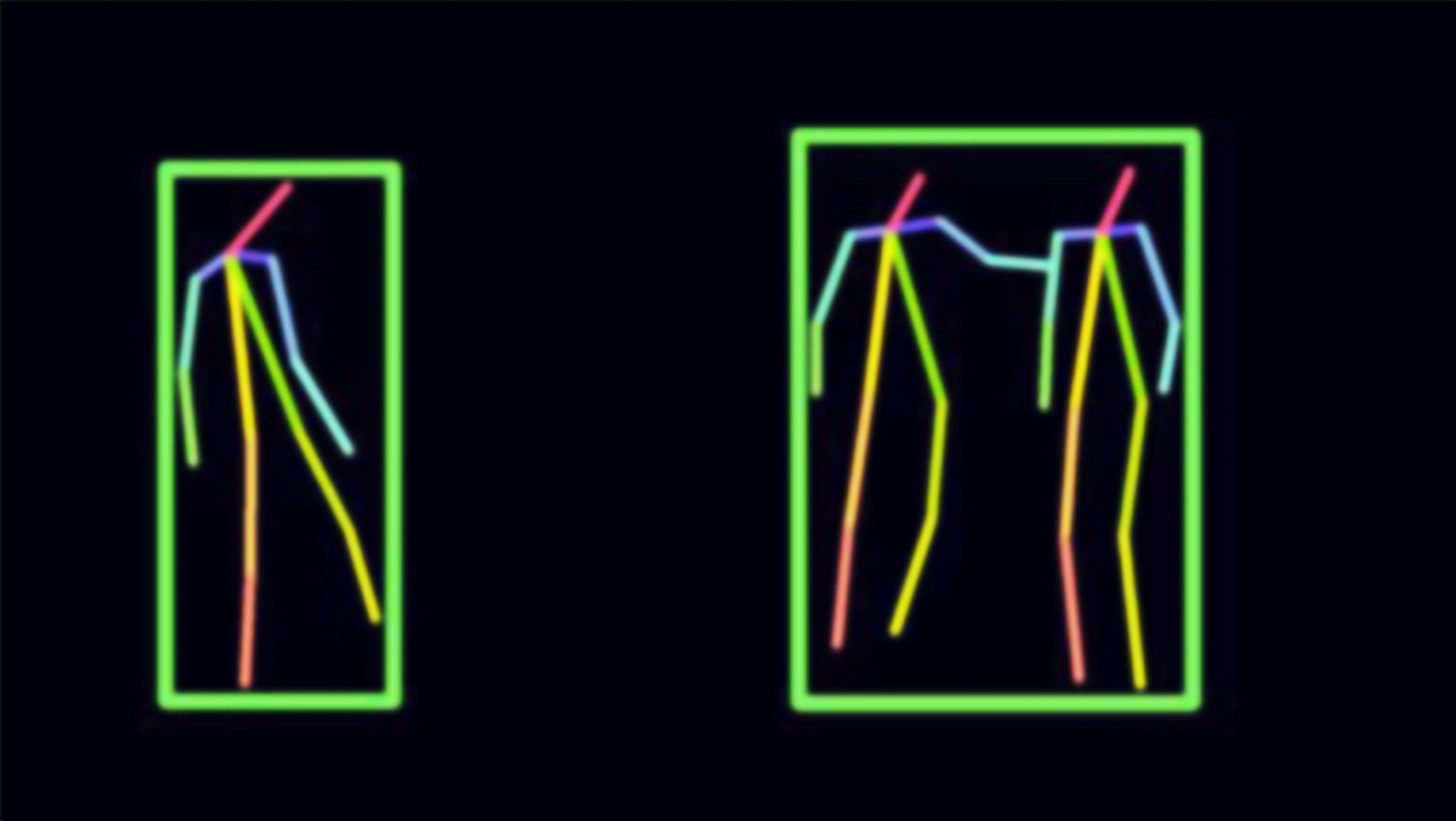 壁の向こうの行動を認識、MITが開発した電波ビジョンの新手法