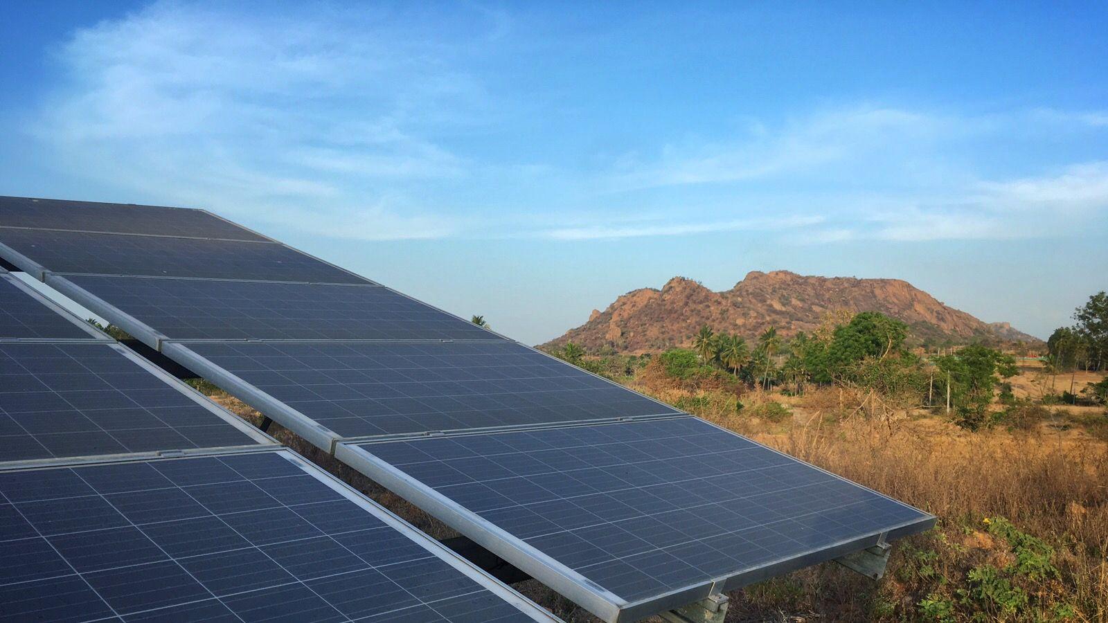 インドの太陽光・風力発電ブームが下火に=目標達成は困難か