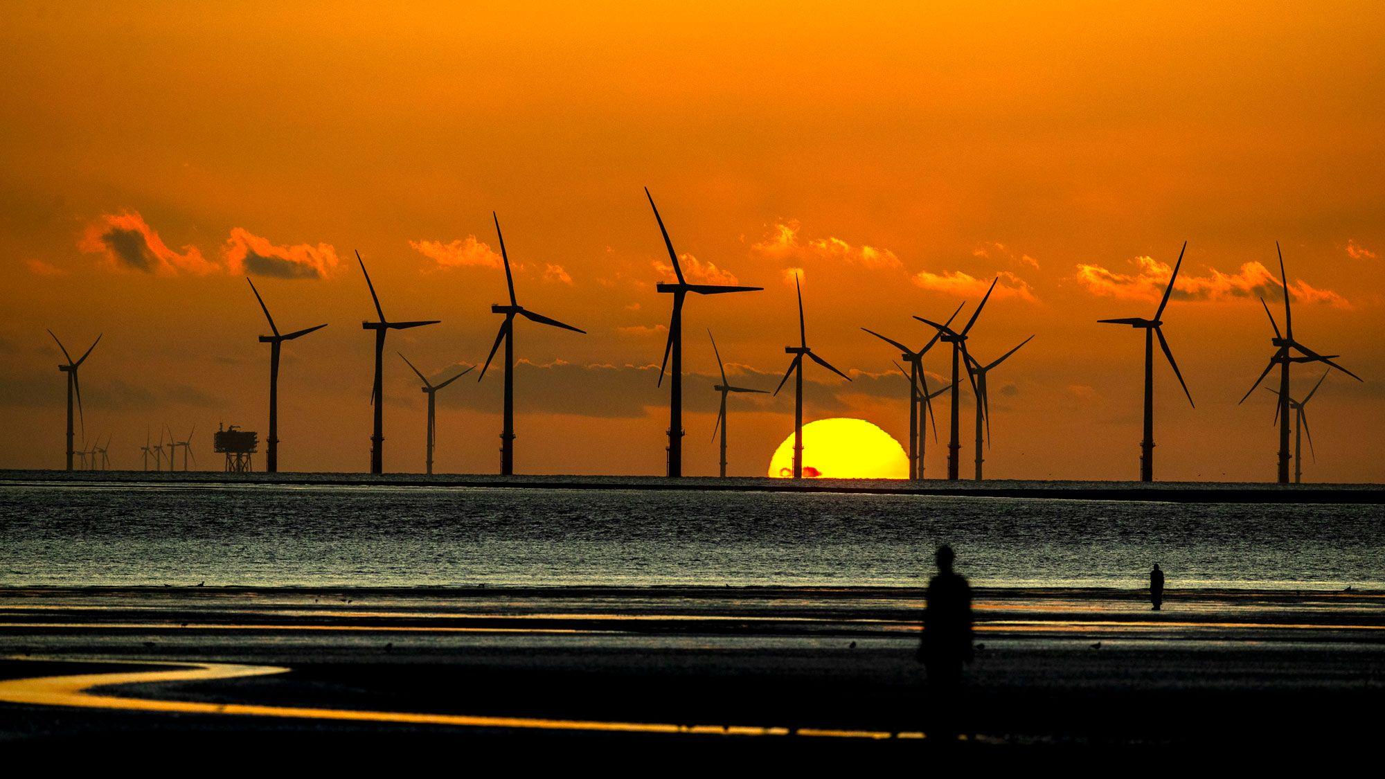 再生可能エネルギーが化石燃料を抜く=英国で初