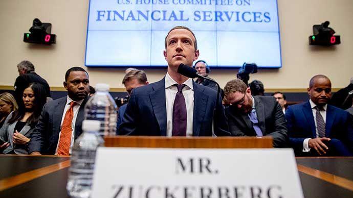 リブラは米国の国益にかなう、ザッカーバーグCEOが支持訴え