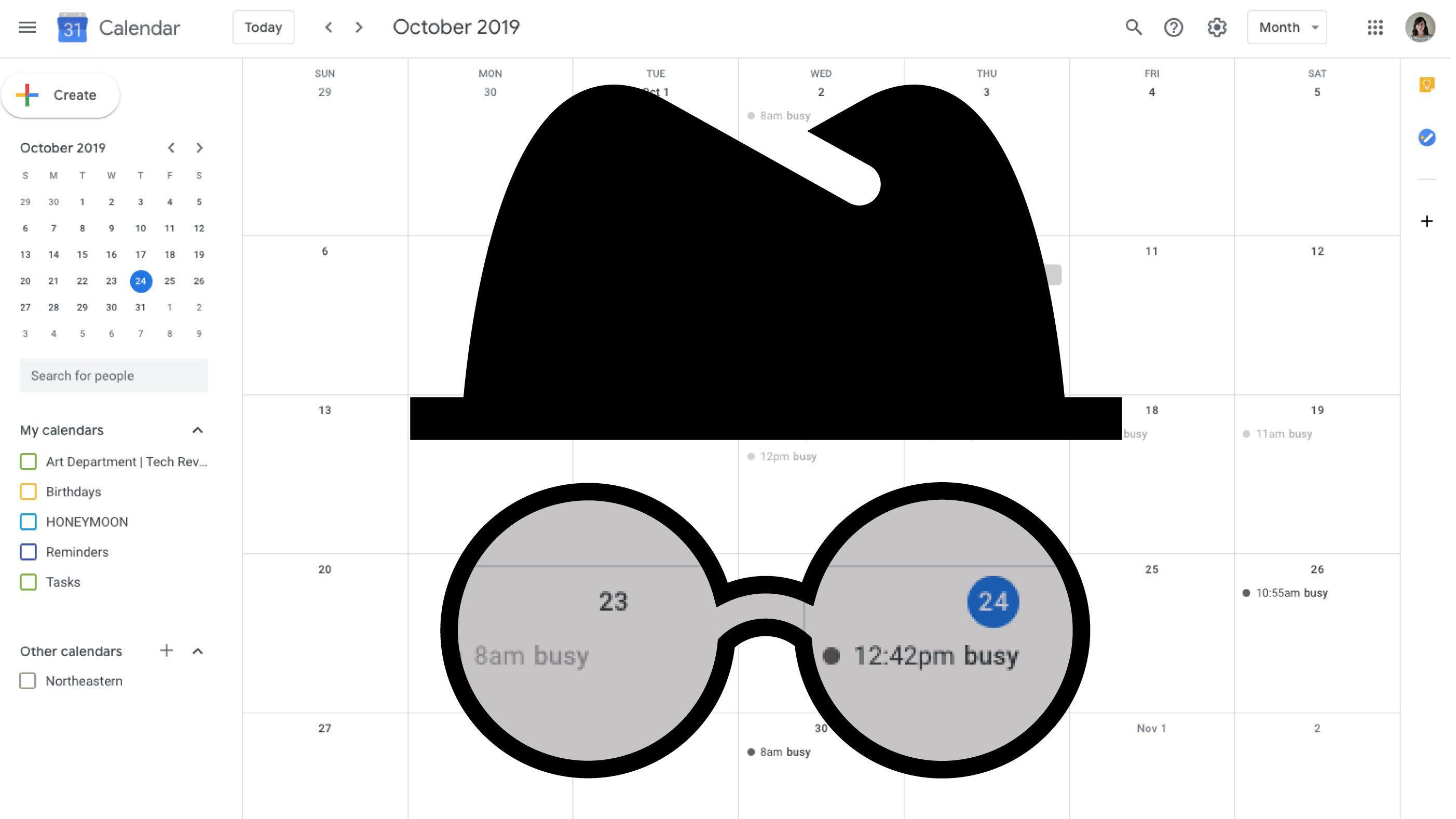 グーグル従業員「カレンダー拡張機能で監視」主張には無理がある
