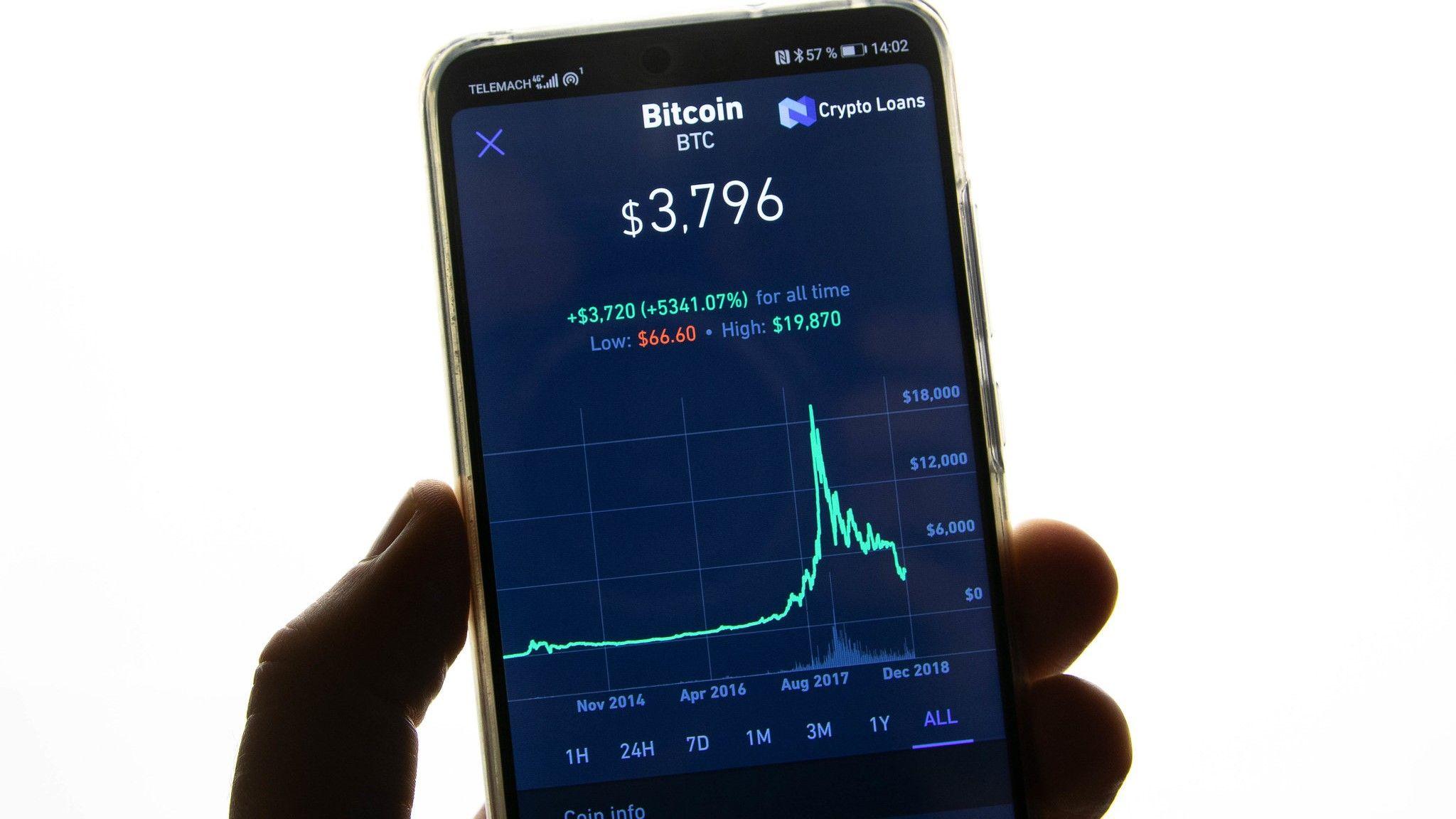 ビットコイン急騰、一頭の「クジラ」原因だった?