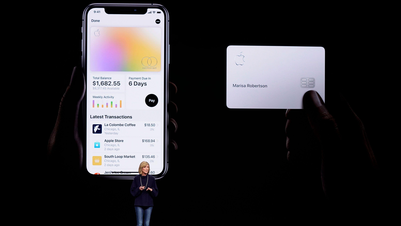 アップル・カード限度額で性差別の疑い、アルゴリズムの偏見原因か