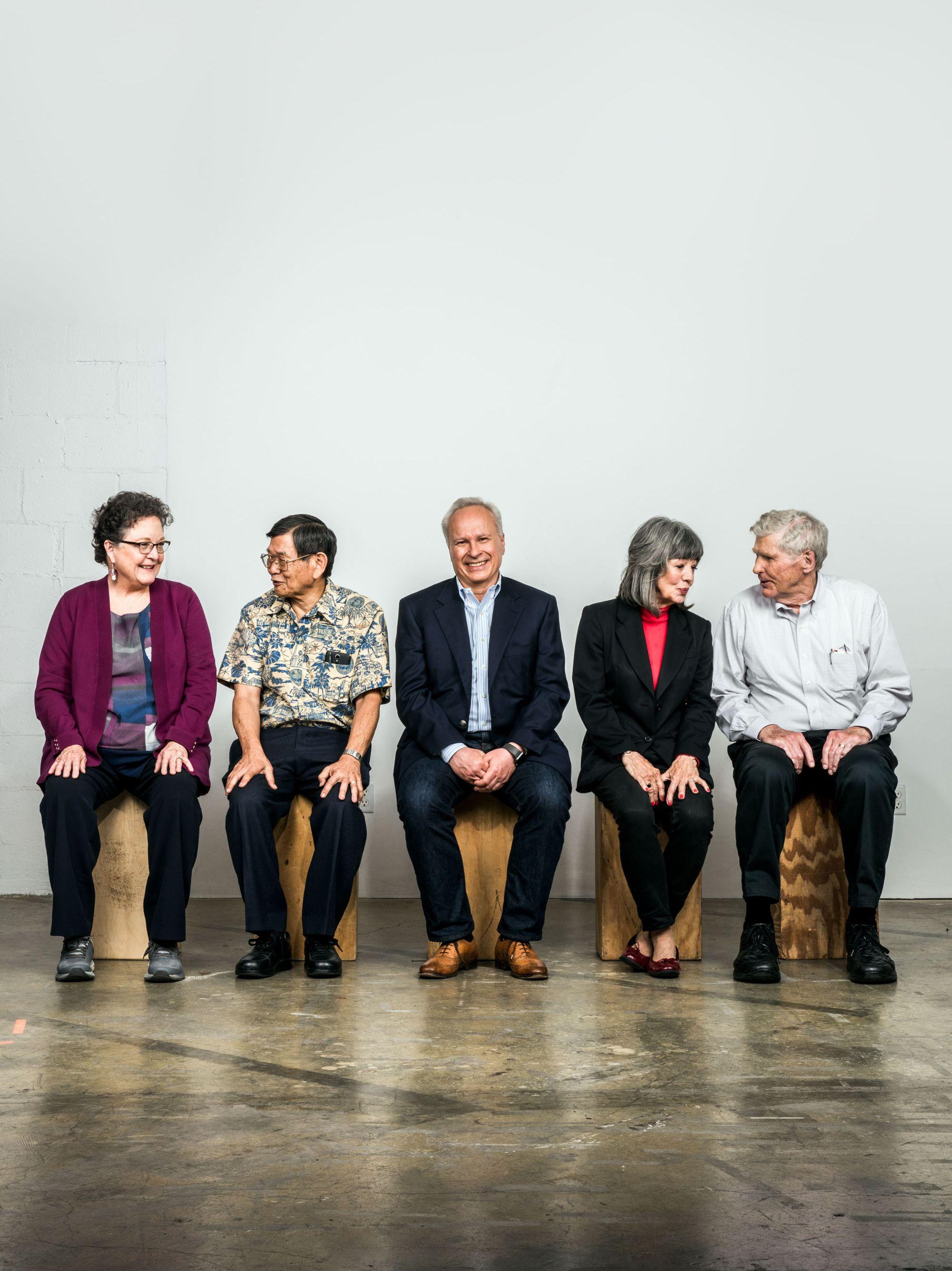 顧客を巻き込むモノづくりへ 変わる「高齢者向け」製品