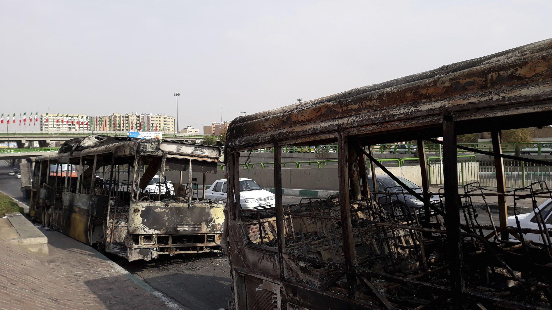 イラン政府がネット遮断、ガソリン値上げへの抗議デモ対策で