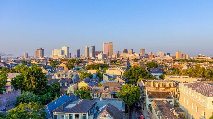 ニューオリンズ市、大規模なランサムウェア攻撃受け非常事態宣言