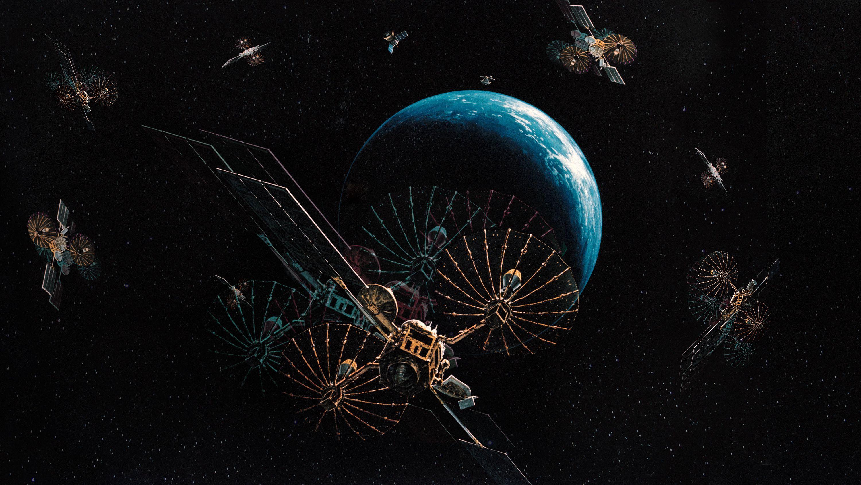 量子インターネットは400基の衛星群で構築すべき=研究者が提言