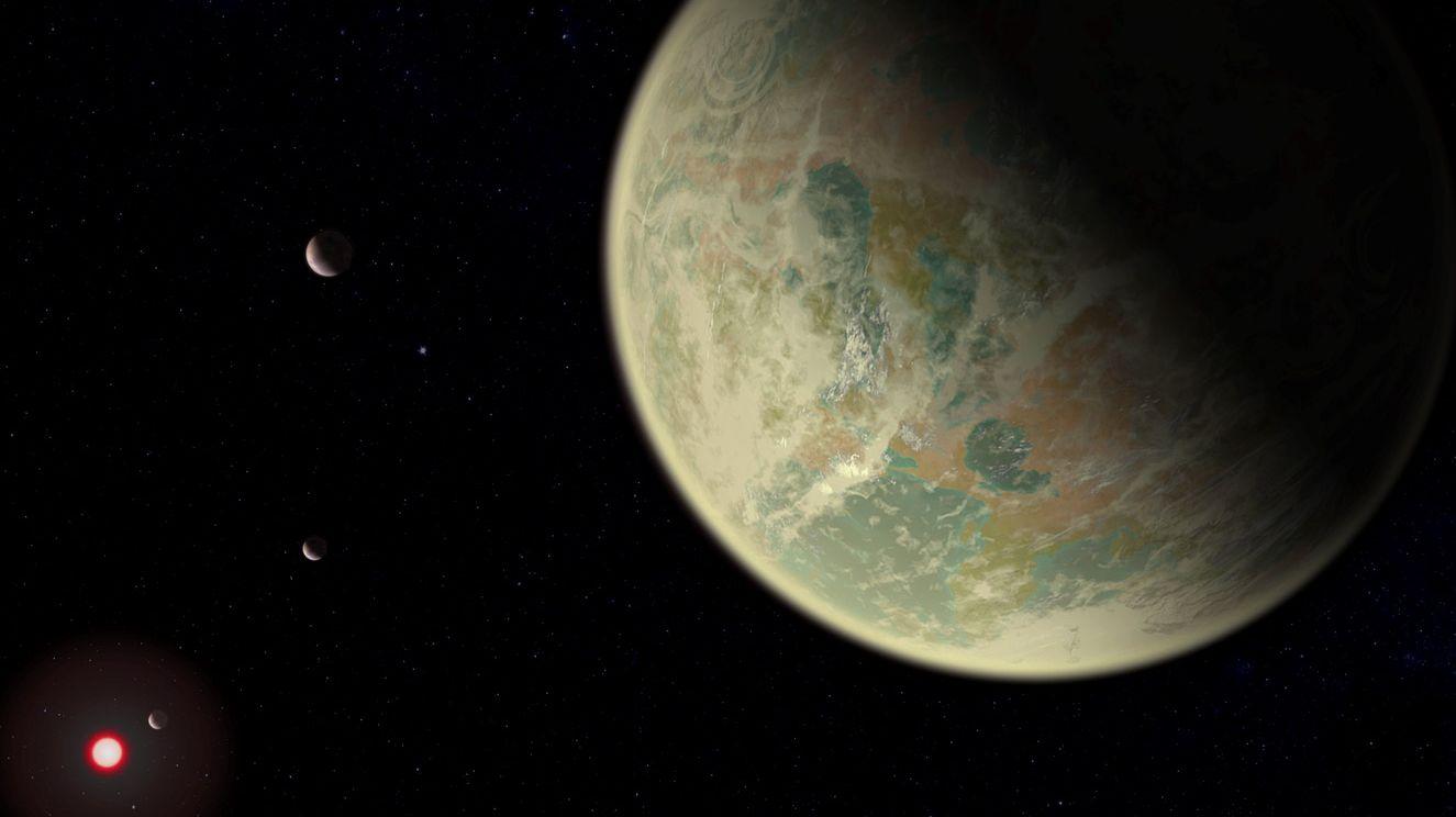 新たな宇宙望遠鏡で生命体探索、NASAの科学者らが手法を提案