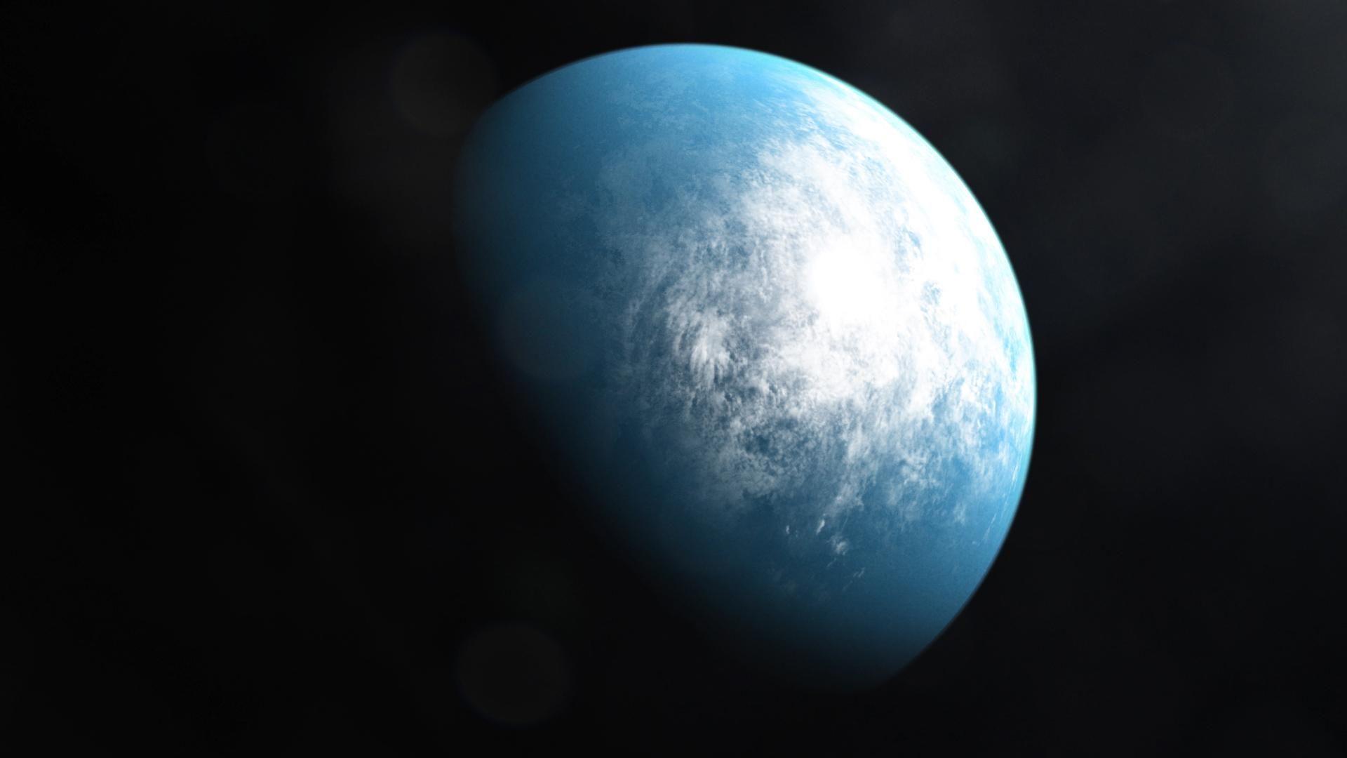 NASAの探索衛星、生命居住可能領域に系外惑星を発見