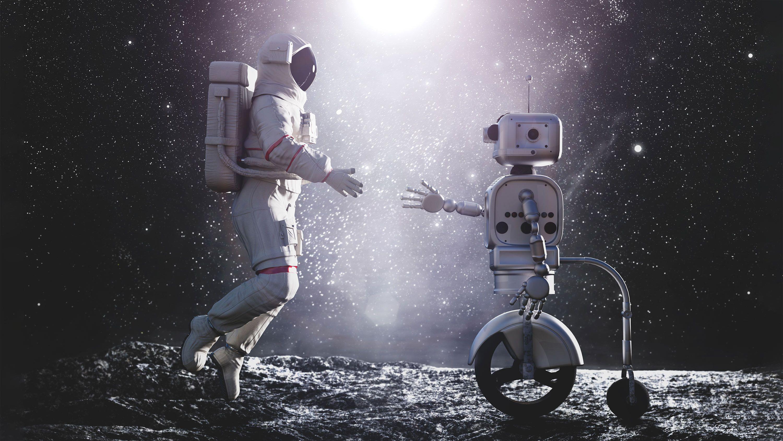 NASAがAI企業と挑む 宇宙空間で「察する」 デジタル・アシスタント