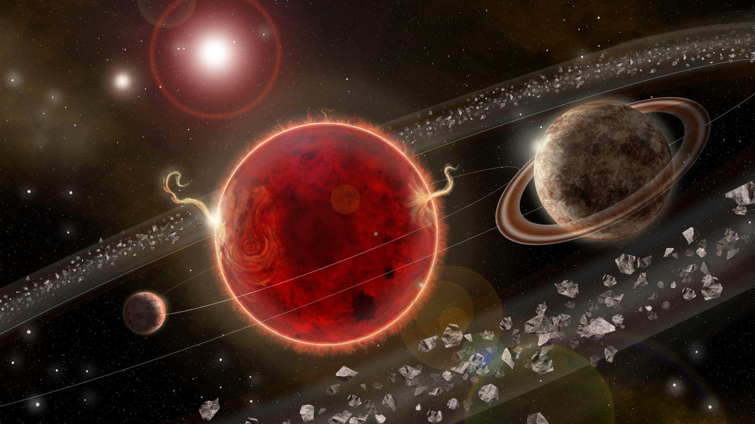 地球に最も近い太陽系外恒星で新たな惑星の兆候を検出